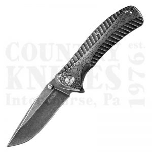 Buy Kershaw  K1301BW Starter, BlackWash at Country Knives.