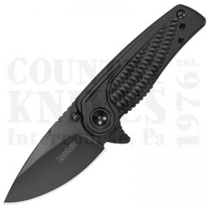 Buy Kershaw  K1313BLK Spoke, Plain Edge at Country Knives.