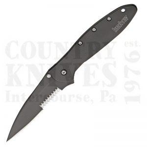 Buy Kershaw  K1660CKTST TiN Leek - TiN / Partially Serrated at Country Knives.
