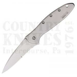Buy Kershaw  K1660ST Leek, Partially Serrated at Country Knives.