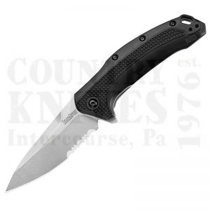 Buy Kershaw  K1776ST Link, FRN / Partially Serrated at Country Knives.