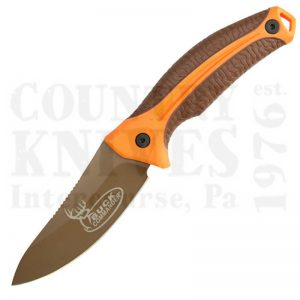 Buy Kershaw  K1895ORBRNBC LoneRock Small Fixed, Orange / Brown at Country Knives.