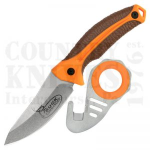 Buy Kershaw  K1895ORBRNPBC LoneRock Small Fixed, with ZipIt at Country Knives.