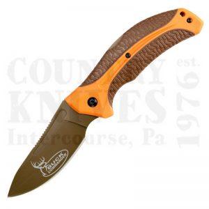 Kershaw1898ORBRNBCLoneRock Folder – Orange / Brown