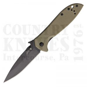 Buy Kershaw  K6054BRNBLK Emerson CQC-4K -  at Country Knives.