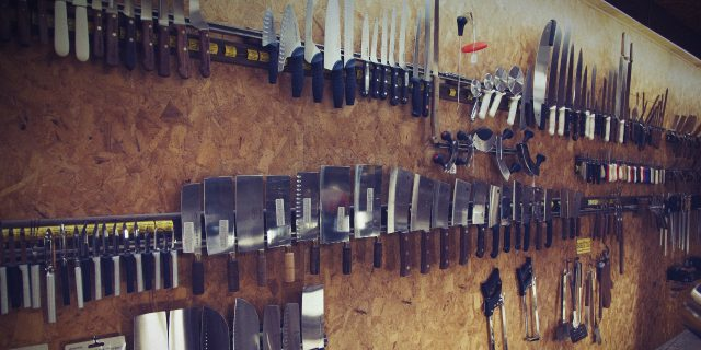 Kitchen Knives & Professional Knives And Tools