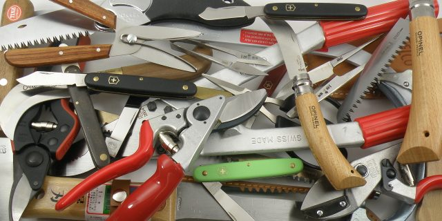 Pruning & Horticultural Tools