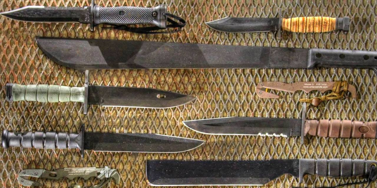 Shop the Ontario Knife Company collection at Country Knives