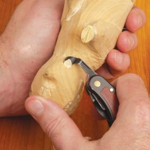 Woodcarving Knives & Tools