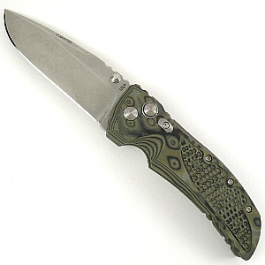 Buy Hogue  34158 EX-01 4.0 - Drop Point / G-Mascus Green at Country Knives.