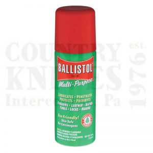 Buy Ballistol  BL15 Ballistol, 1.6 oz. Aerosol at Country Knives.