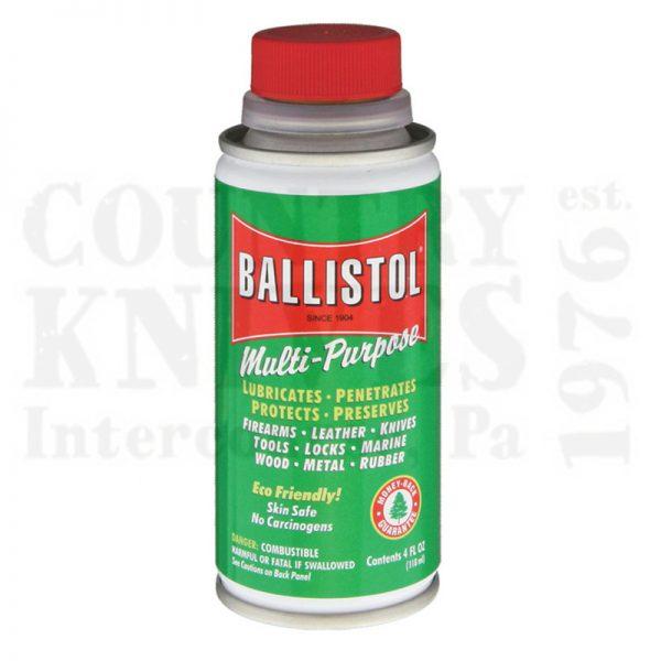 Buy Ballistol  BL4 Ballistol - 4 oz. Bottle at Country Knives.