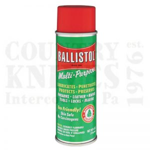 Buy Ballistol  BL6 Ballistol, 6 oz. Aerosol at Country Knives.