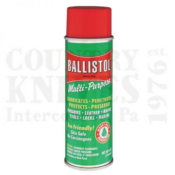 Buy Ballistol  BL6 Ballistol - 6 oz. Aerosol at Country Knives.
