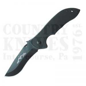 Buy Emerson  COMMANDER-BT Commander, Black-T / Plain at Country Knives.