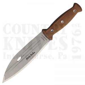 Buy Condor Tool & Knife  CTK242-8 Primitive Bush Knife, Walnut Handle at Country Knives.
