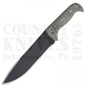 Buy Condor Tool & Knife  CTK258-9HC Moonstalker Knife,  Ballistic Nylon Sheath at Country Knives.