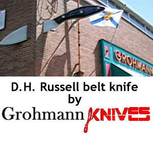 D H Russell Country Knives
