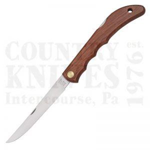 Buy EKA  EKA617614 Folding Fillet Knife, Bubinga at Country Knives.