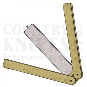 Buy Eze Lap  EZE-520 EZE-Fold, 600grit / 250grit at Country Knives.