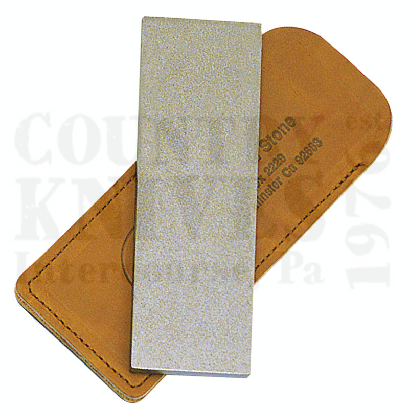Buy Eze Lap  EZE-66SF Bench Stone - 2'' x 6'' / 1200grit at Country Knives.