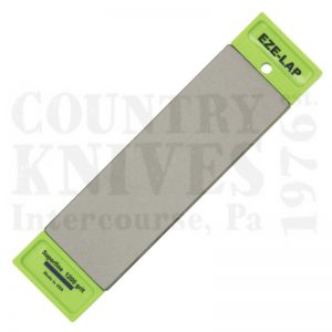 Buy Eze Lap  EZE-DD6SFF Bench Stone - 1200grit/600grit at Country Knives.