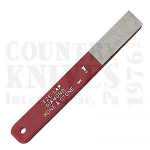 Buy Eze Lap  EZE-LF Diamond Pad - Red / 600grit at Country Knives.