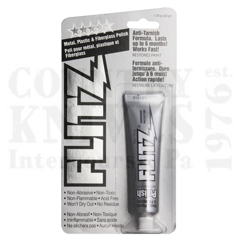 Buy Flitz  FZ3511 Metal Polish -  at Country Knives.
