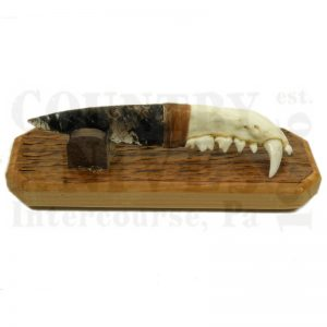 Buy Great Basin  GB11 Badger Jaw Knife, with Stand at Country Knives.