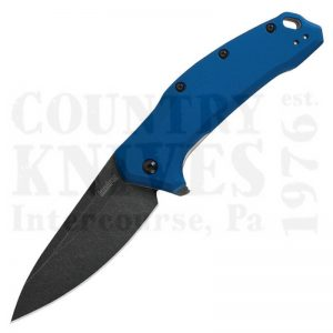 Buy Kershaw  K1776NBBW Link, Drop Point / Blue Aluminum at Country Knives.