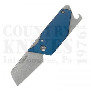 Buy Kershaw  K4036BLU Pub, Blue at Country Knives.