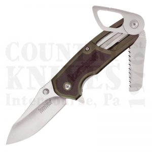 Buy Kershaw  K8000OL Funxion Outdoor, Olive at Country Knives.