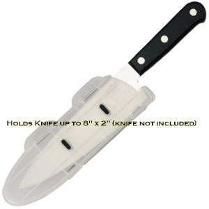 "Buy Lamson  L-10111 8"" KnifeSafe -  at Country Knives."