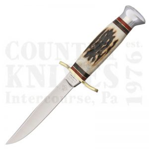 Buy Linder  LND145309 3½'' Farmer, India Stag at Country Knives.