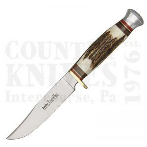 Buy Linder  LND190110 4'' Traveller, India Stag at Country Knives.