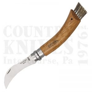 Buy Opinel  OP8M Mushroom, European Beech at Country Knives.