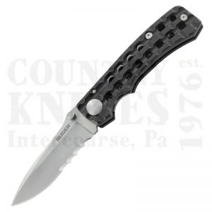 Buy CRKT Ruger R1802 Go-N-Heavy, Combination Edge at Country Knives.