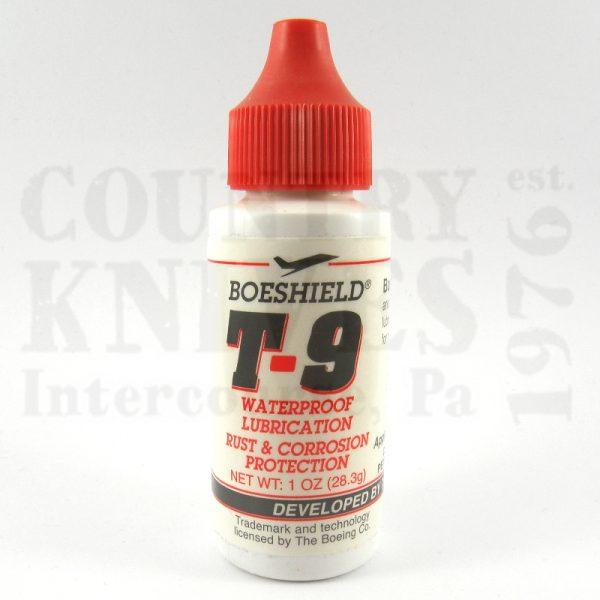 Buy Boeshield  T90001 Boeshield T9 - 1 oz. at Country Knives.