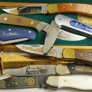 Commemorative Knives