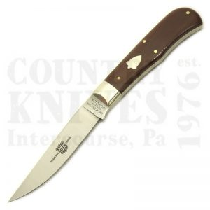 Buy Great Eastern  GE-H73116RM Bird & Trout, Red Micarta at Country Knives.