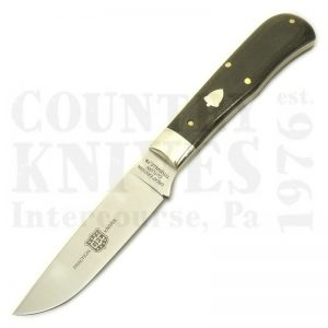 Buy Great Eastern  GE-H73216GM Drop Point Hunter, OD Green Micarta at Country Knives.