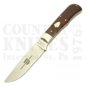 Buy Great Eastern  GE-H73216RM Drop Point Hunter, Red Micarta at Country Knives.