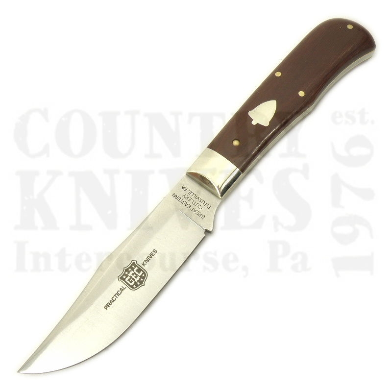 Buy Great Eastern  GE-H73316RM Clip Point Hunter - Red Micarta at Country Knives.
