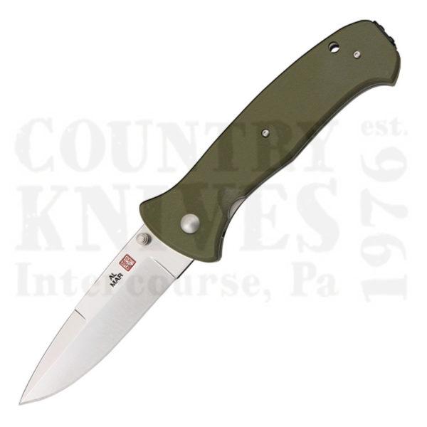 Buy Al Mar  ALS2KOD SERE 2000, VG-10 / Olive Drab at Country Knives.