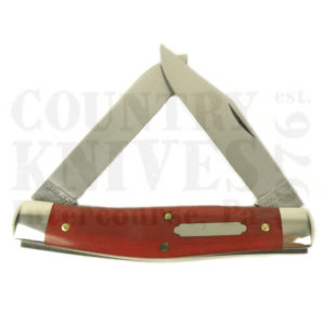 Buy Great Eastern Tidioute GE-811217RM Bull Moose, Red Micarta at Country Knives.