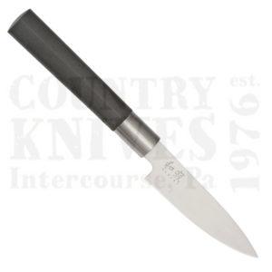Kai6710P105mm Paring Knife – Black Wasabi