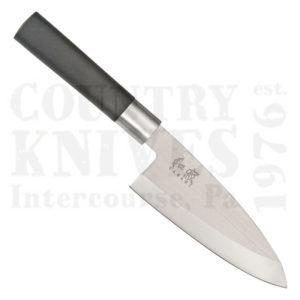 Buy Kai  K6715D 150mm Deba, Black Wasabi at Country Knives.