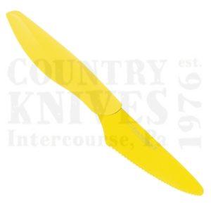 Buy Kai  KAB1277 Utility / Citrus Knife  - Yellow at Country Knives.