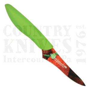 Buy Kai  KAB9077 HD Berry Knife - Green at Country Knives.