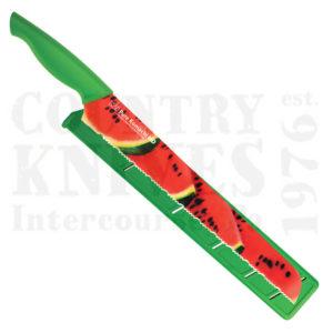 Buy Kai  KAB9078 HD Melon Knife, Green at Country Knives.